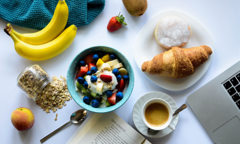 Do Your Eating Habits Really Affect Your Productivity?  - breakfast