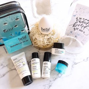 ✨Happy Weekend everyone! I'm spending my weekend at Disneyland Hong Kong and brought along these travel friendly Belif best-selling products. The weather in HK now is quite cooling, hydration for my combination skin going to be really important! p/s: I have planted my egg plant, still waiting for it to grow. Shall update if I see any progress 😉 💙Thanks @belif_singapore & @studio155sg for sending these over! Just in time for my trip. . . . #belifSingapore #belifSG #Belif #skincare #beauty #kbeauty #koreanbeauty #koreanskincare #beautyjunkie #igbeauty #instabeauty #flatlay #sp #ad #clozette #beautycommunity #igbeauty #igmakeup #igsg #sgig #igdaily #instadaily