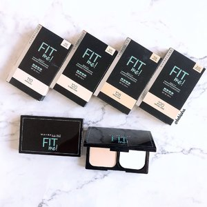 🖤My new love for daily foundation:  Fit Me® Skin-Fit Powder Foundation The foundation last me throughout the day without touching up. Velvety matte finishing that controls oil very well. Stays on my skin comfortably not feeling heavy. It's great for daily light makeup look. 💙Retailing for S$19.90 at all leading pharmacies. 💚Thank you #MaybellineSG for sending these over! . . . #Maybelline #FitMe #Foundation #LorealParisSG #Beauty #Makeup #Twowaycake #powderfoundation #beautyjunkie #igbeauty #instabeauty #flatlay #sp #ad #clozette #beautycommunity #igbeauty #igmakeup #igsg #sgig #igdaily #instadaily