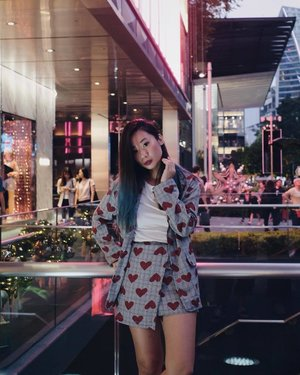 CHECKS x HEARTS I ♥️ x x #axdelwenthreads #clozette #lookbooksg #ootdsg #lookbookasia #ootdmagazine #lotd #igers #vscocamsg #streetfashion #sgigstyle #fashionigers #vscocamsg #igsg #chictopia #stylesg #igersingapore #stylexstyle #vscosg #lookbooknu #fashiondiaries #weheartit #fblogger #styleblogger #streetstyle #sgstreetstyleawards #throwback #stylesearch #hairbyxavierleong 📷: @christyfrisbee 💕
