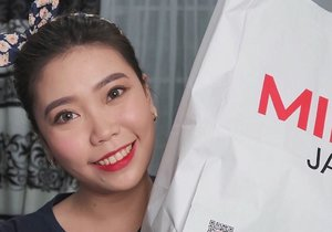 FIRST HAUL VIDEO! ♥️ Watch my @miniso_ph haul video on the channel—LINK in my bio! #MissGTV . . . . #missgblogs #clozette #abcommunity #vlogger #bloggers #bloggersph #beauty #style #skincare #haul #minisohaul #miniso #makeup #yt #youtuber #beautybloggers #ootdfashion #shopping