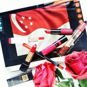 Hello! Bet all of you have heard about the extra public holiday on 7 August in celebration of our SG50 this year 😍 Make this year a happier one by winning this Lenovo Yoga Tablet 2 -  all you have to do is to submit a photo via IG or email,  using beauty/makeup items to commemorate our little red dot 🎉 One example would be to show me your favourite red items 😍 Don't forget to tag me in the photo and use the hashtags #beautifulbunsxlenovo #beautifulbunsxSG50 #lenovosg #sg50  Totally looking forward to see what you guys have to show me 😍 Visit the blog for further details~  #giveaway #beauty #beautyaddict #beautyjunkie #beautyblogger #beautyblog #bblog #bblogger #clozette #makeup #makeupaddict #makeupjunkie #projectRE #tablet #gadgets #red #lipstick