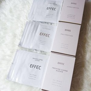 #JuneunicornGiveaway x #EFFECskincare  I've not heard of EFFEC Skincare till recently, their #SkincareSG products work pretty effectively. Check out my blog to read more on my review of their EFFEC Hydrolyzed Silk Protein #FacialCleanser and three of their popular EFFEC Skincare #FacialMasks: 1) Hydrolyzed Silk 2) Polypeptide 3) Prezatide Copper Acetate There's a #FacialMask for every #SkincareSingapore need!  Exclusively for you guys, enjoy a 20% OFF* discount on your online EFFEC Skincare order, just key in my Offer Code  at check out. #DontSayINeverShare Happy shopping! *Terms & conditions apply. Offer Code is valid till 31 October 2018 only.  Lastly, wanna win some Facial Masks from EFFEC Skincare? I'll be picking not 1 but 3 winners who will each receive a set of EFFEC Facial Masks (5 pcs)! How to #WINsg? 1) Like this post. 2) Follow @Juneunicorn & @EFFEC_Official Instagram. 3) Mention 3 friends in the Comment section. One friend per comment. 4) *Extra Chance* Go to my Juneunicorn - Caren Foo Facebook page for another chance to #sgWIN. 5) *Bonus* Go to my latest EFFEC #Skincare blogpost, make a comment there sharing with me which EFFEC Skincare Facial Mask you need or would like to try. http://juneunicorn.com/effec-skincare (Link also provided in bio.) #ContestSG ends next Saturday, 15 September 2018, 2359pm. *Terms & Conditions apply. This #GiveawaySG is only for those in #Singapore #SingaporeGiveaway. Good Luck! 🙂  #Clozette #Beauty