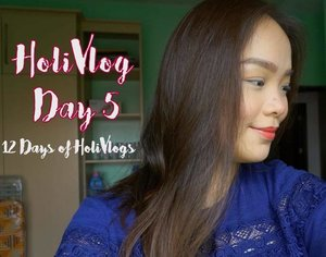 Sorry it's a bit a late but #holivlogs Day 5 is now up! Colored my hair with @liesephilippines check out the new do! 🙋🏻‍♀️ #holivlog #yellowyum #msyellowyum #beauty #beautyph #beautyblogger #beautybloggerph #bblogger #bbloggerph #manilablogger #lifestyle #lifestyleblogger #pinayvlogger #blogger #bloggerph #youtube #youtuber #youtuberph #vlogger #vloggerph #clozette #vlogmas #vlogmas2018