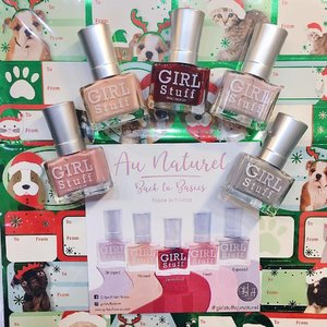 Christmas is just around the corner. Everyone's busy Christmas shopping, I know I am. Been spending my days wrapping here and there. Haha! Happy to receive the Au Naturel Back to Basics line from @girlstufforever . The shades are so chic! (From left to right: Fresh, Naked, Bewitched, Stripped and Exposed) 💅🏼 After all the wrapping, I'm ready to paint my nails with these new shades- choosing between Bewitched or Stripped. 🤔  What do you think? 💚 #yellowyum #msyellowyum #beauty #beautyph #beautyblogger #beautybloggerph #bblogger #bbloggerph #manilablogger #lifestyle #lifestyleblogger #pinayvlogger #blogger #bloggerph #youtube #youtuber #youtuberph #vlogger #vloggerph #clozette #girlstuffaunaturel