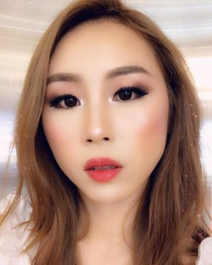 Hi there!  #ladies_journal #motd #makeup #beauty #clozetteid #clozette #sgig #igsg #asiangirls #asian #selfie #instagram #mood #kbeauty #koreanmakeup