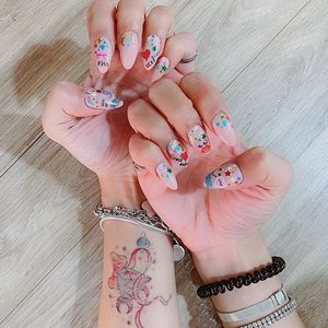 CHIO NAILS IS CHIO 😍💘 . . . #nailsofinstagram #nails #clozette
