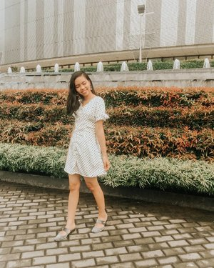 My idea of a lazy outfit: always on a dress 💖 (so I won't think of what to mix & match haha)  #bloggersinteractiveph #MNLBloggersPH #clozette