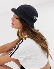 adidas Originals RYV bucket hat in black